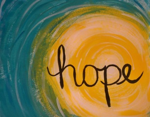 Hope painting